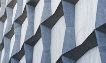 yale university beinecke library architectural detail