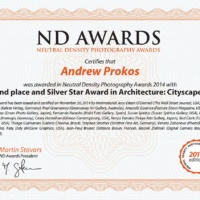 NeutralDensityPhotoAward SilverAward