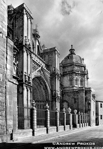 gothic cathedral toledo