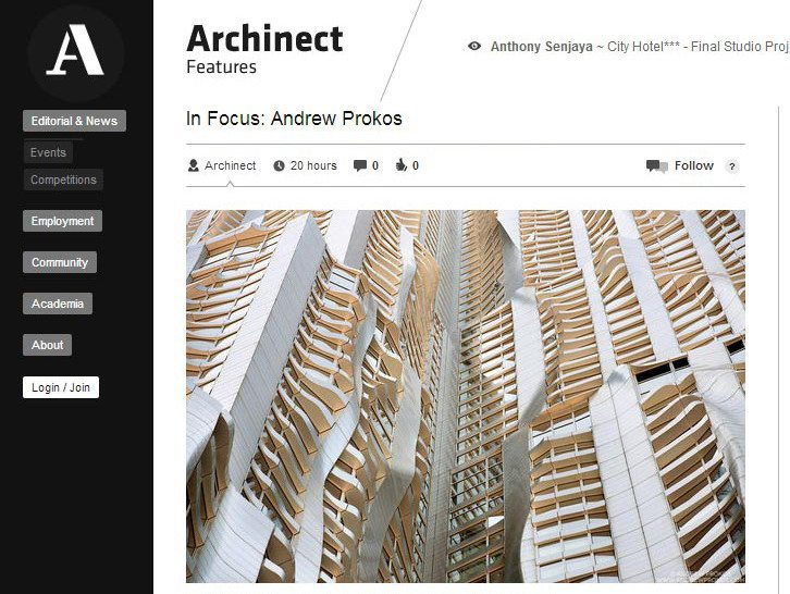 ARCHINECT COVER PX e