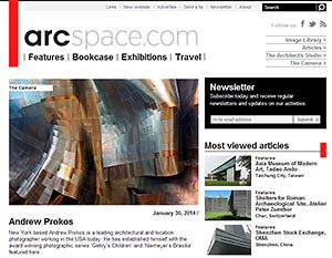 ARCSPACE HOME PAGE TH