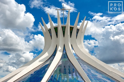 BRASILIA CATHEDRAL  PX