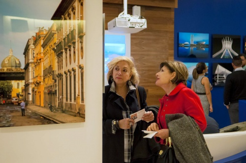 Brazil - Nght & Day Exhibition - Photographer Andrew Prokos
