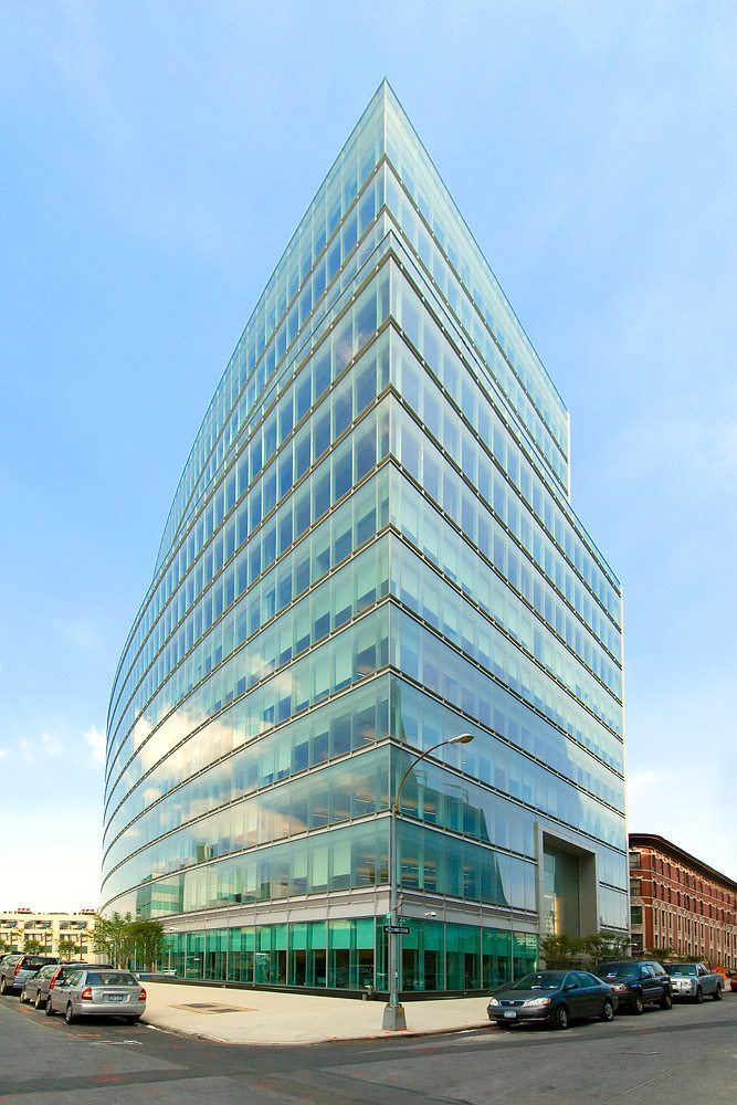 A view of Court Square Place (24-01 44th Road), Long Island City, Queens