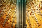 EMPIRE STATE BUILDING DECO INTERIOR PX