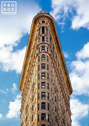 flatiron building view