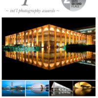 "Photographer Andrew Prokos wins silver at the International Photography Awards for his series ""Niemeyer's Brasilia"""
