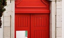 LISBON RED DOOR PC