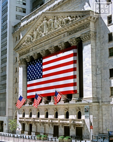 NEW YORK STOCK EXCHANGE EXTERIOR VT PX