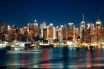 NYC WEEHAWKEN PANO NIGHT PX