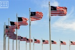 WASHINGTON MONUMENT FLAGS PX