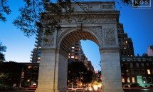 WASHINGTON SQUARE ARCH PX