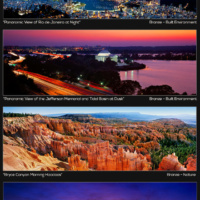 Photographer Andrew Prokos wins four medals at the 2012 Epson International Pano Awards