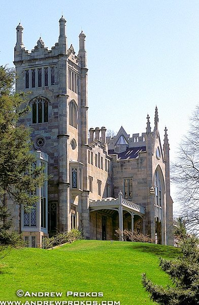 Lyndhurst Manor, Hudson Valley, New York