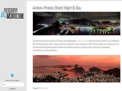 BRAZIL PHOTO ARCH TH
