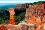 A landscape photo of Agua Canyon in Bryce Canyon National Park, Utah