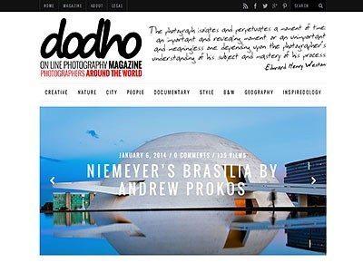 DODHO COVER NIEMEYERS BRASILIA PX
