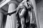 george washington statue federal hall wall street