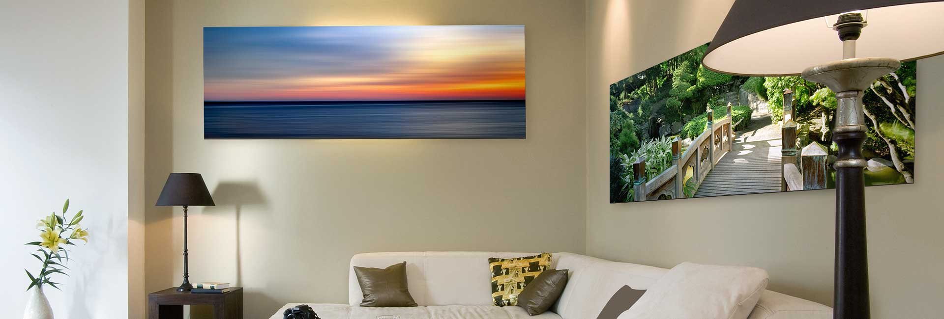 Framed landscape photographs – gallery fine art prints