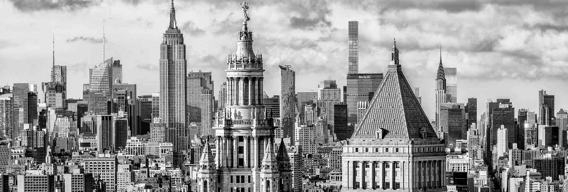 Black and white cityscapes – limited edition large-format prints by fine art photographer Andrew Prokos