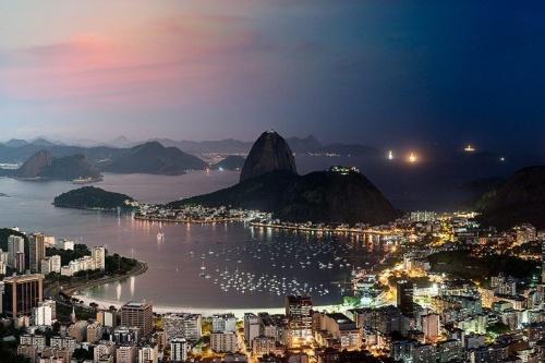 RIO BOTAFOGO DAY NIGHT CROP e