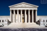 A photo of the United States Supreme Court in Washington DC