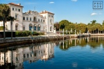 vizcaya museum view from water