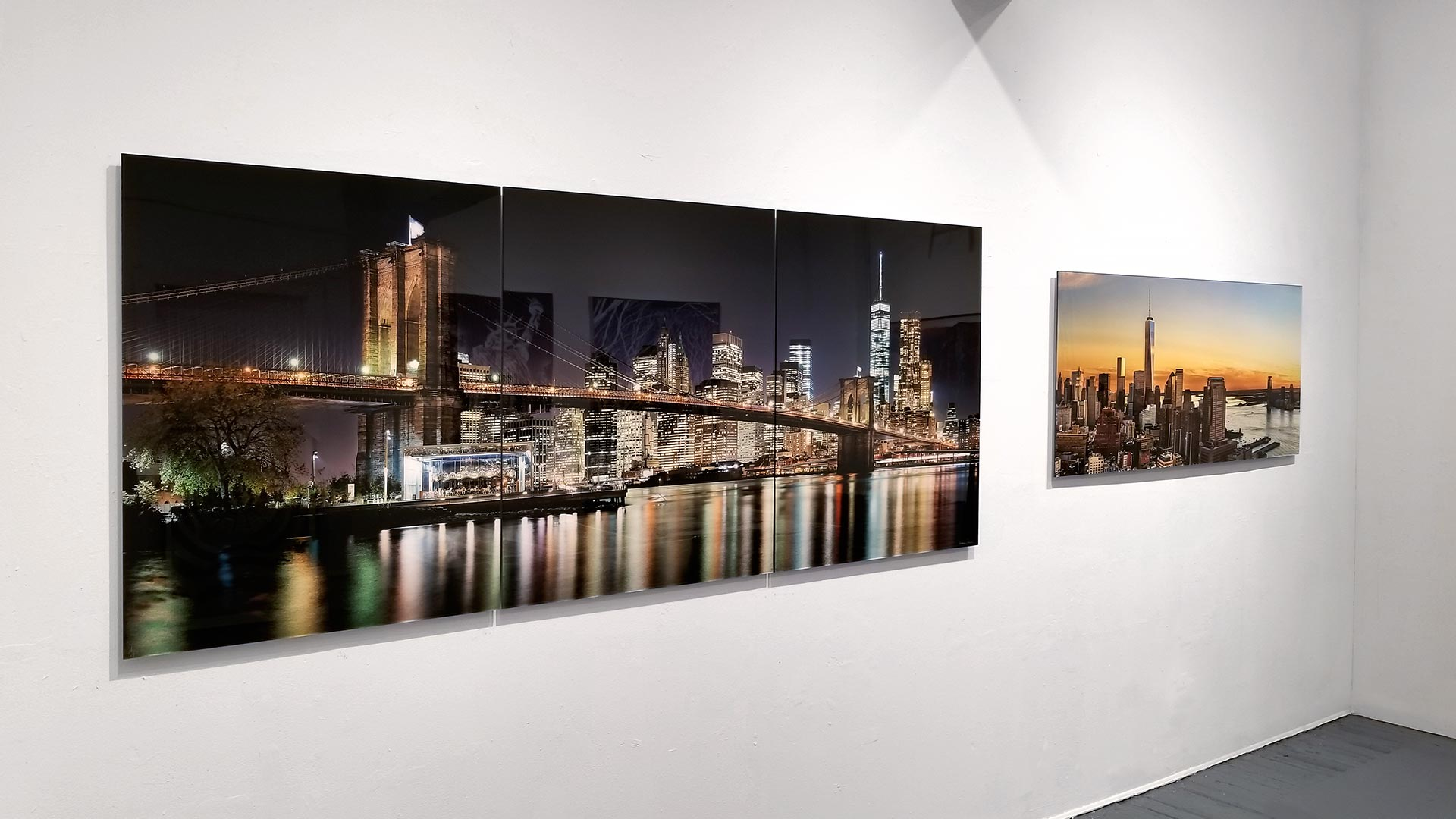 LARGE FORMAT CITYSCAPES
