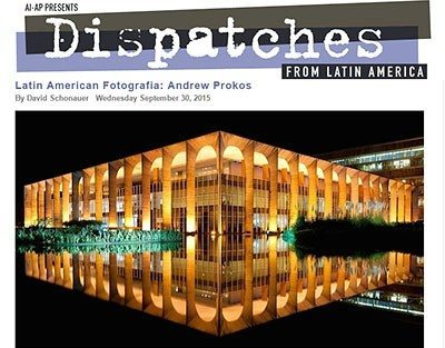 dispatches from latin america th