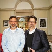 Andrew Prokos at Vail Mansion Artist Opening